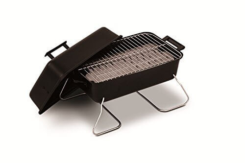 Char broil 465131014 portable tabletop charcoal grill - Table top barbecue grill ...